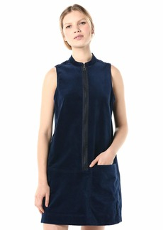 G-Star Raw Women's Blake Zip Dress Sleeveless