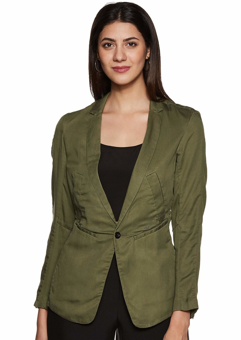 G-Star Raw Women's Bronson Deconstructed Bf Blazer in Vico