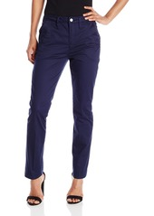 G-Star Raw Women's Bronson Mid Rise 3D Cropped Flare Leg Chino in King Stretch