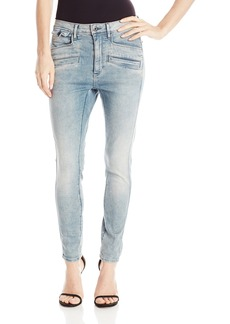 G-Star Raw Women's Davin 3D Low Boyfriend Razor Super Stretch Jean  27/32