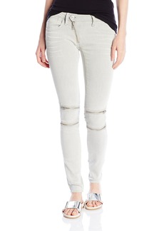 G-Star Raw Women's Lynn Custom Midrise Skinny Slander Kit Super Stretch Jean  30x32