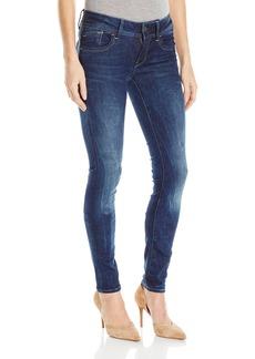 G-Star Raw Women's Lynn Mid Skinny Jeans Dk