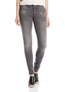 G-Star Raw Women's Lynn Mid Skinny Jeans in Slander Grey Superstretch