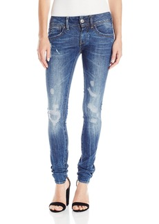 G-Star Raw Women's Lynn Midrise Skinny-Fit Jean In Hadron Stretch