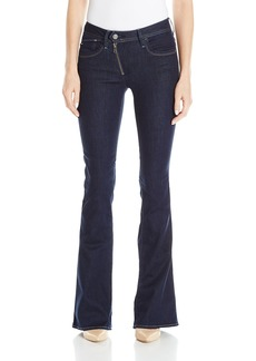 G-Star Raw Women's Lynn Zip High Rise Flare Leg Jean