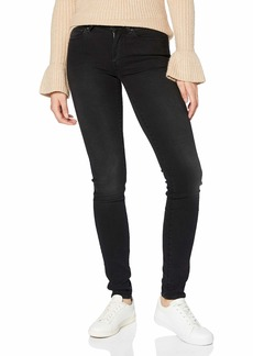G-Star Raw Women's Lynn Zip Midrise Skinny Stretch Denim  Jean