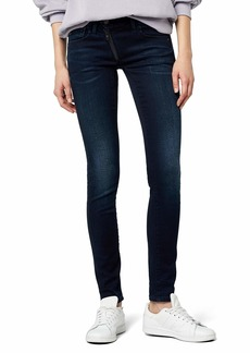 G-Star Raw Women's Lynn Zip Midrise Skinny Stretch Denim  Jean 28/32