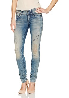 G-Star Raw Women's Midge Cody Mid-Skinny Jean In Gavi Superstretch
