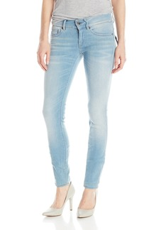 G-Star Raw Women's Midge Cody Midrise Skinny Mauro Stretch Denim  Jean 31/32