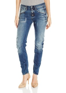 G-Star Raw Women's New Arc 3D BTN Low Boyfriend Jeans