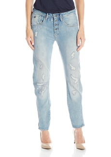 G-Star Raw Women's New Arc 3D Buttondown Low Rise Boyfriend Fit Jean