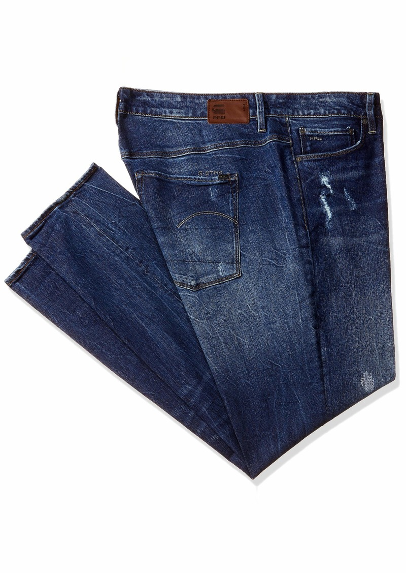 G-Star Raw Women's 31 Ultra High Rise Skinny Fit Jean in Hadron Stretch Denim