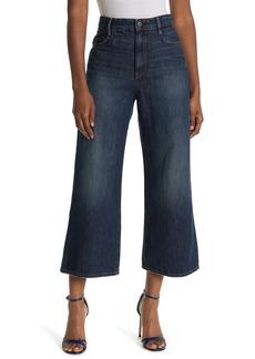 G-Star High Rise Wide Leg Jeans