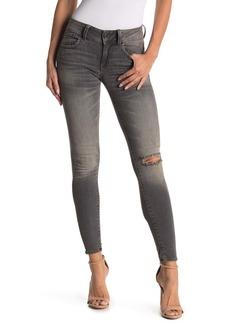 G-Star Lynn Mid Distressed Skinny Jeans