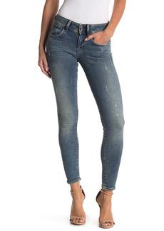 G-Star Lynn Mid Rise Skinny Jeans