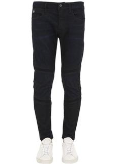 G Star Raw Denim 17cm Motac 3d Deconstructed Denim Jeans