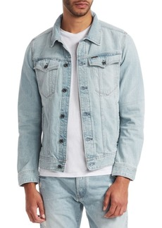 G Star Raw Denim 3301 Deconstructed Denim Jacket
