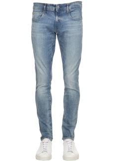 G Star Raw Denim 3301 Deconstructed Skinny Denim Jeans