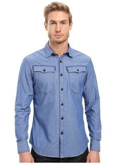 G Star Raw Denim 3301 Shirt Long Sleeve