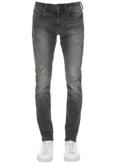 G Star Raw Denim 3301 Skinny Super Stretch Denim Jeans