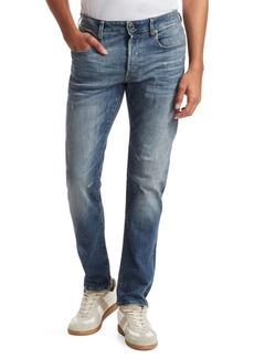 G Star Raw Denim 3301 Slim Elto Vintage Jeans