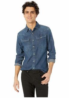 G Star Raw Denim 3301 Slim Long Sleeve Shirt