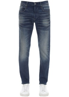 G Star Raw Denim 3301 Slim Stretch Cotton Denim Jeans
