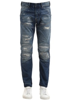 G Star Raw Denim 5620 3d Restored Ripped Denim Jeans