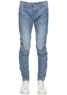 G Star Raw Denim 5620 3d Slim Distressed Denim Jeans