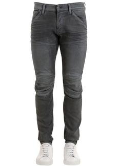 G Star Raw Denim 5620 3d Super Slim Washed Denim Jeans