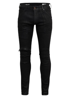 G Star Raw Denim 5620 3D Zip Knee Skinny Jeans