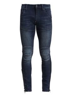 G Star Raw Denim 5620 Skinny Zip Ankle Jeans