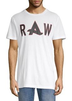 G Star Raw Denim Afrojack Cotton Tee