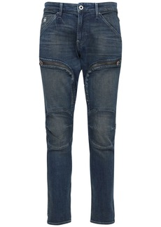 G Star Raw Denim Air Defence Skinny Cotton Denim Jeans