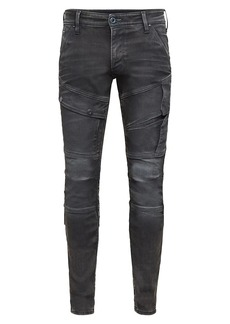 G Star Raw Denim Airblaze 3D Skinny Jeans