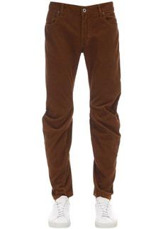 G Star Raw Denim Arc 3d Slim Cotton Corduroy Pants