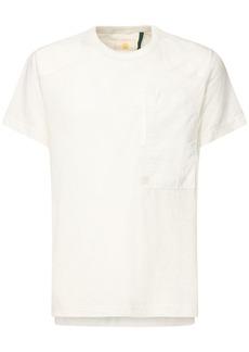G Star Raw Denim Arris Jersey T-shirt W/ Pocket
