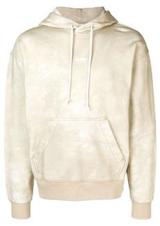 G Star Raw Denim back print hoodie