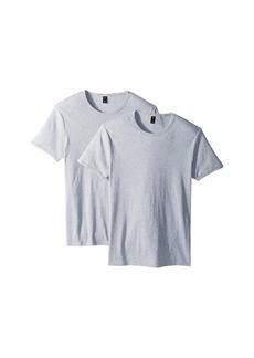 G Star Raw Denim Base Round Neck Short Sleeve 2-Pack T-Shirt