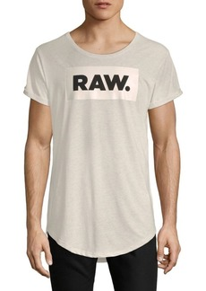 G Star Raw Denim Belfurr Scoop Tee