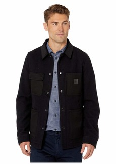 G Star Raw Denim Blake Worker Wool Jacket