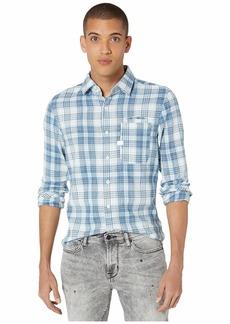 G Star Raw Denim Bristum One-Pocket Slim Shirt