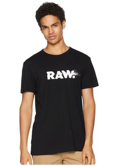 G Star Raw Denim Broaf Short Sleeve