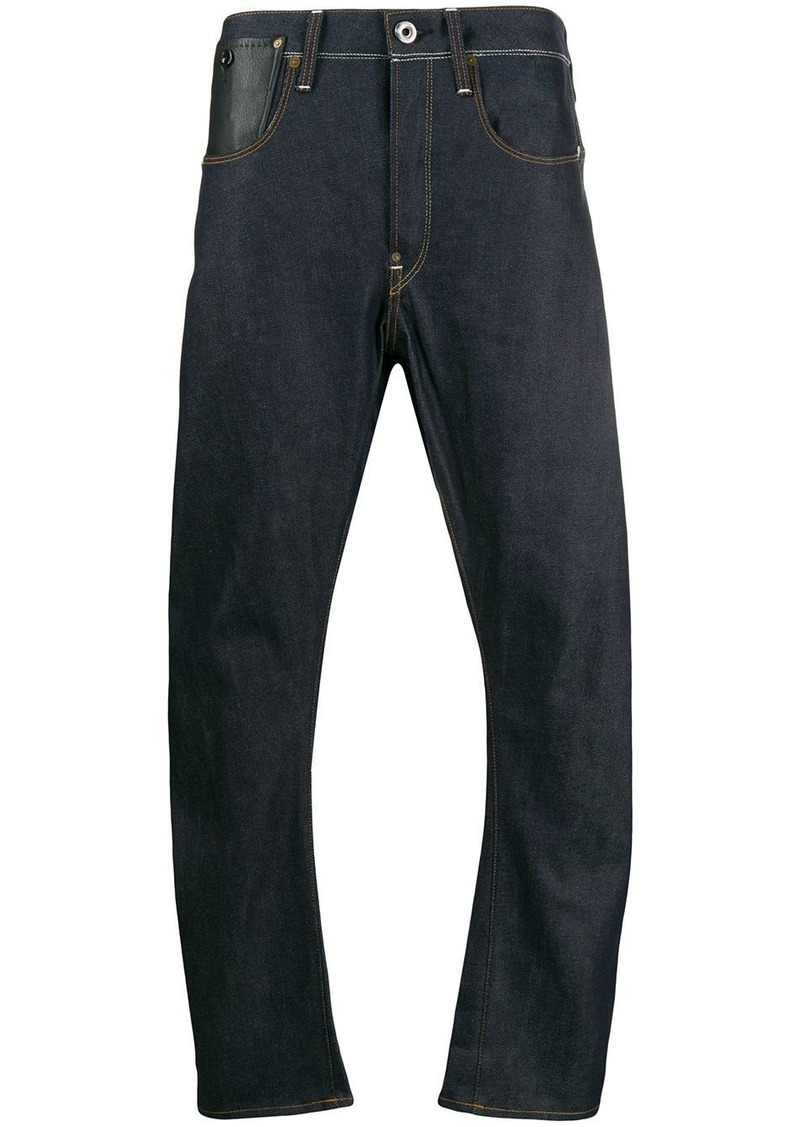 G Star Raw Denim C tapered jeans