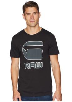 G Star Raw Denim Cadulor RT Short Sleeve Shirt