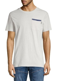 G Star Raw Denim Chest Pocket T-Shirt