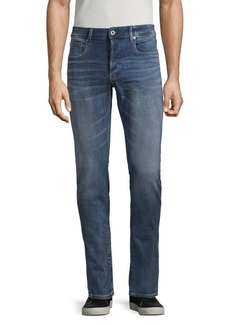 G Star Raw Denim Classic Whiskered Jeans