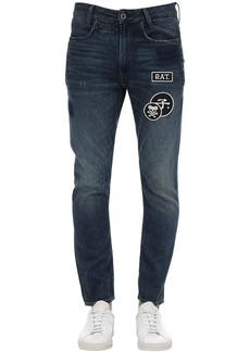 G Star Raw Denim Cny D-staq 3d Slim Cotton Denim Jeans