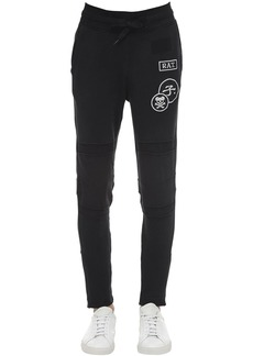 G Star Raw Denim Cny Motac-x Super Sw Slim Cotton Pants