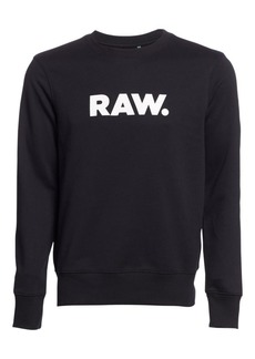 G Star Raw Denim Core Logo Sweatshirt